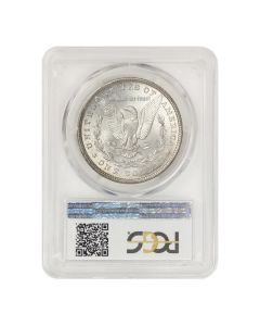 1896 $1 Morgan PCGS MS67 Obverse