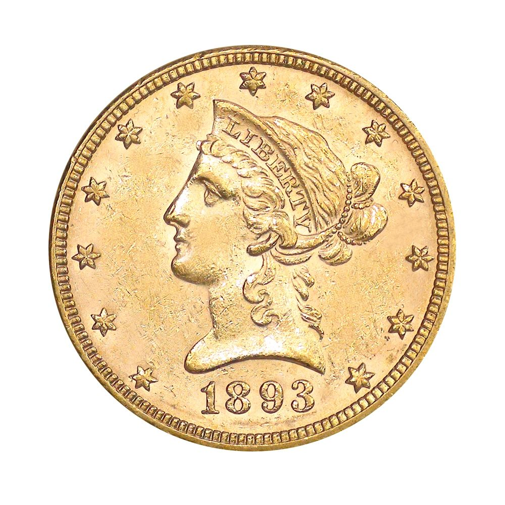 Buy $10 Liberty Gold Coins Online - Mint State Gold